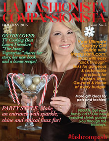 Holiday 2015 cover - La Fashionista Compassionista