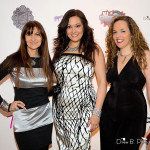 Lois & Adrienne with Event Coordinator Beth Lockwood of Green Scene NYC - LA Fashionista Compassionista