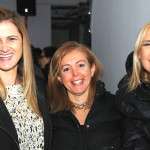 Michaela Grob owner of Riverdel cheese shop with friends - LA Fashionista Compassionista