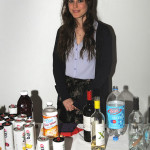 Our Beautiful Bartender, Hannah Talisse - LA Fashionista Compassionista