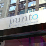 Our venue the very fabulous Punto Space in the heart of the Fashion District in NYC - LA Fashionista Compassionista