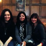 Meeting with Sugandh Agawal, of Gunas - LA Fashionista Compassionista