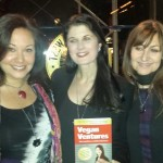 Vegan Ventures book launch with Katrina Fox - LA Fashionista Compassionista
